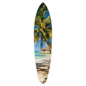 Paradise - Acrylic Surfboard