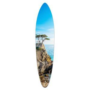 Pebble Beach - Acrylic Surfboard