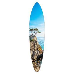 Pebble Beach - Acrylic Surfboard
