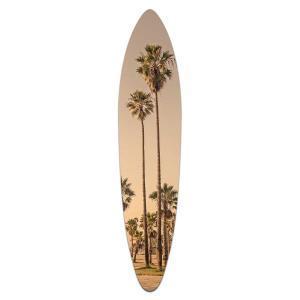 Santa Monica Beach - Acrylic Surfboard
