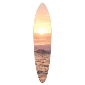 Surfers Tribe - Acrylic Surfboard