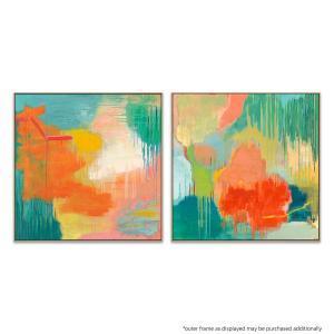 Restraint | Warm Embrace - Painting