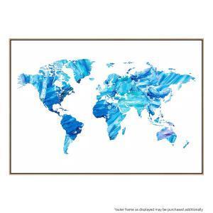 World Map - Print