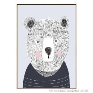 Teddy The Bear - Print