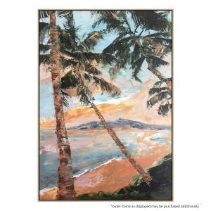 Beach Palms - Print