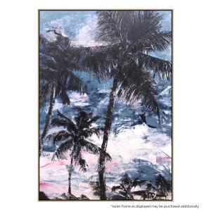 Technicolor Palms - Print