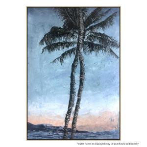 Sunset Palms - Print