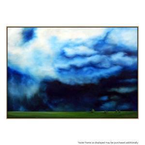 Indigo Sky - Print