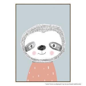 Seth The Sloth - Print