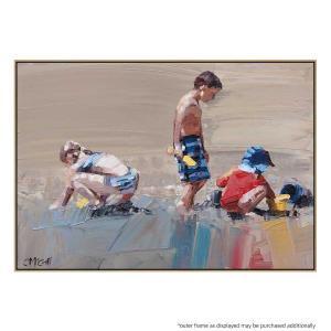 Sand Play - Print