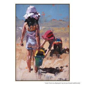 Sandcastles - Print