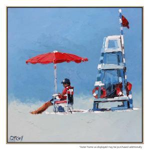 The Lifeguard - Print