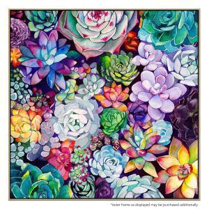 Succulent Garden - Print