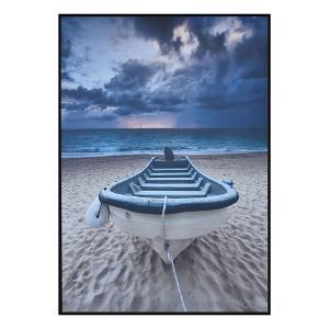 After the Storm - Canvas Print - Black Frame - ONE ONLY