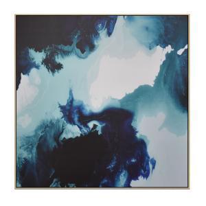 Seasonal Harmonies - Canvas Print - Natural Frame - ONE ONLY