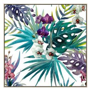 Grandiflora - Canvas Print - Natural Frame - ONE ONLY