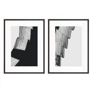 Mono Kris - Mono Kris 2 - Framed Prints - Natural - ONE ONLY
