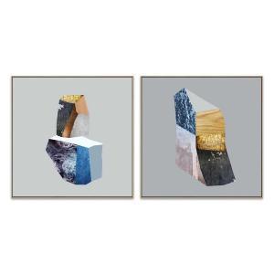 Test 3 - Test 4 - Canvas Prints - Natural Framed - ONE ONLY