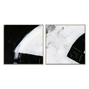 Biko - Biko 2 - Canvas Print - Natural - ONE ONLY