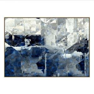 Diamante - Canvas Print - Natural Frame - ONE ONLY
