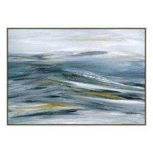 Nordic Tales 2 - Canvas Print - Natural Frame - ONE ONLY