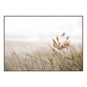 Windswept - Canvas Print - Natural Frame - ONE ONLY