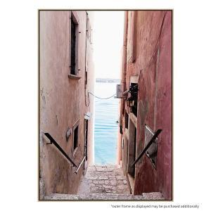 Laneways Of Rovinj - Print