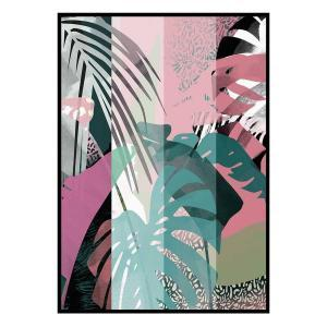 IN THE TROPICS - BLACK SHADOW FRAME - ONE ONLY