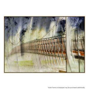 About The Bridge - Print