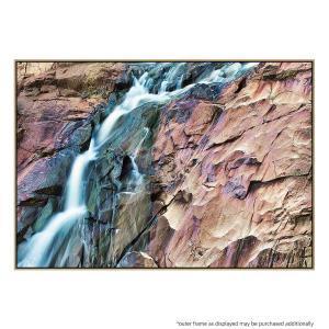 Aqua Gorge - Print