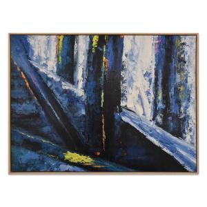Fallen Forests - Painting - Natural Frame - One Only