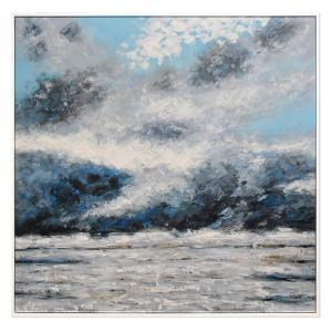 Blairgowrie Afterstorm - Painting - White Frame - One Only