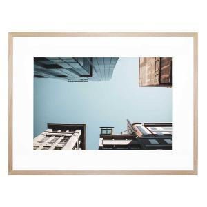 Flinders Lane - Framed Print - Natural Frame - ONE ONLY