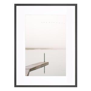 Semaphore - Framed Print - Black Frame - ONE ONLY