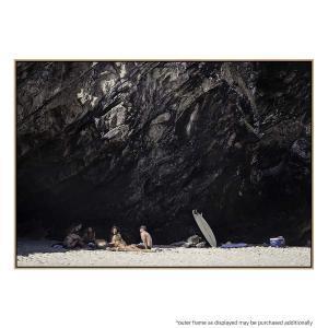 Byron Beach Bums - Print