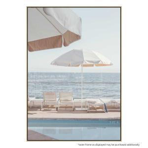 Meet Me By The Pool - Print