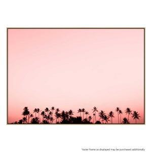 Palm Trees Horizon - Print