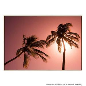 Two Palm Trees - Print