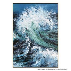Dancing With Waves - Print