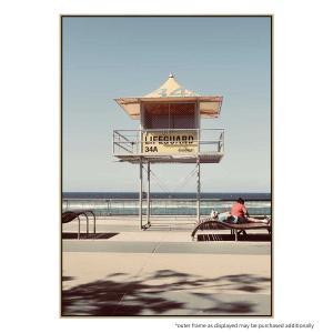 34A On Surfers - Print