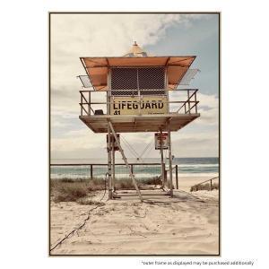 Lifeguard 41 - Print