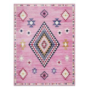Zanzibar 762 Rug - Pink