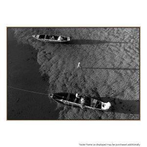 Fishing Boats - Print