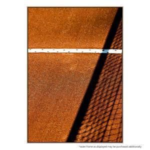 Tennis Court - Print