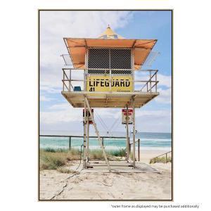 Lifeguard  - Print
