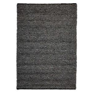 Aspen Modern Wool Rug – Ash