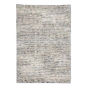 Chicago Modern Wool Rug - Blue