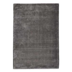 Corum Modern Viscose Rug - Grey