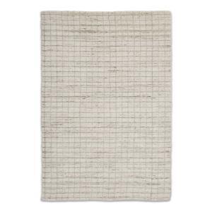 Damas Modern Wool Rug - Beige