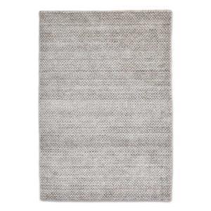 Damas Modern Wool Rug - Grey